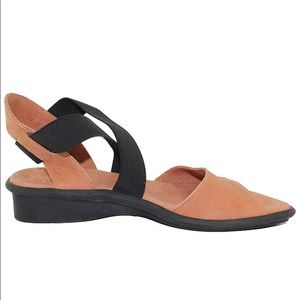 ARCHE Santia leather strappy sandal size 41